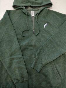 uni-green-zip